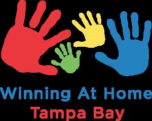 Winning At Home Tampa Bay Logo Square